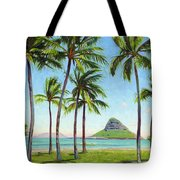 Chinamans Hat - Oahu Tote Bag