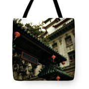 Chinatown Entrance Tote Bag