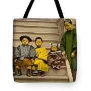 Chinatown Family Tote Bag