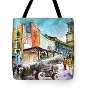 Chinchilla De Monte Aragon 03 Tote Bag