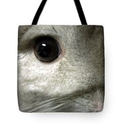 Chinchilla Face Tote Bag