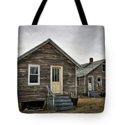 Chincoteague Shanty Tote Bag
