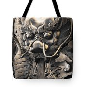 Chinese Art Tote Bag