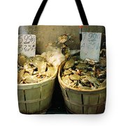 Chinese Crabs For Sale Tote Bag