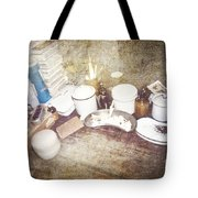 Chinese Doctor's Devices Tote Bag