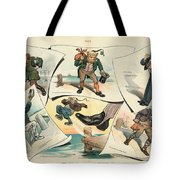 Chinese Exclusion Act, 1905 Tote Bag