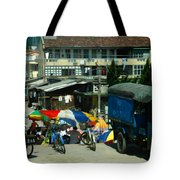 Chinese Experience Tote Bag