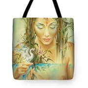Chinese Fairytale Tote Bag