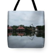 Chinese Fishing Net In Kerala Tote Bag