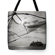 Chinese Fishing Net Tote Bag