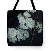 Chinese Flowers Tote Bag
