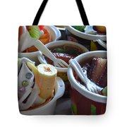 Chinese Food Miniatures 3 Tote Bag