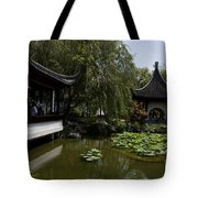 Chinese Gardens The Huntington Library Tote Bag