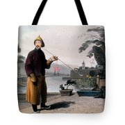 Chinese Gentleman, From A Picturesque Tote Bag