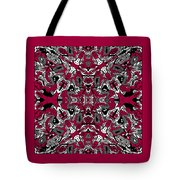 Chinese Kite Gray And Marsala Tote Bag for Sale by Joy ...
