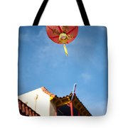 Chinese Lantern Tote Bag