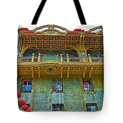 Chinese Lanterns In Chinatown In San Francisco-california  Tote Bag