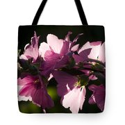 Chinese Mallow Tote Bag