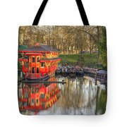 Chinese Reflections  Tote Bag