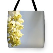 Chinese Winter Hazel Tote Bag