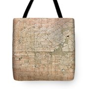 Chipped Veneer Tote Bag