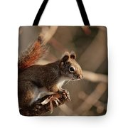 Chippy Perched Tote Bag