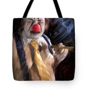 Chippy The Clown Tote Bag