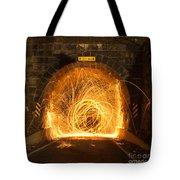 Choas Tunnel Tote Bag