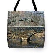 Choate Bridge Ipswich Ma Tote Bag