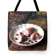 Chocolate Body Butter Tote Bag