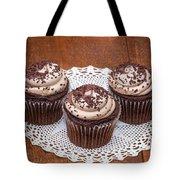 Chocolate Caramel Cupcakes Tote Bag
