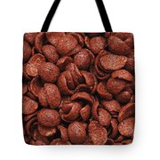 Chocolate Cereals Tote Bag