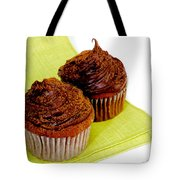 Chocolate Cupcakes Tote Bag
