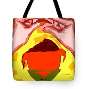 Chocolate Easter Egg Tote Bag