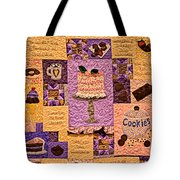 Chocolate Holiday Tote Bag