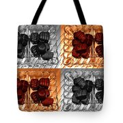 Chocolates Tote Bag by Barbara Griffin
