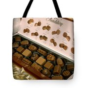 Chocolates Tote Bag
