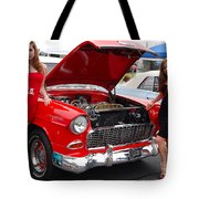 Choice Chevy Tote Bag