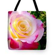 Choice Garden Rose Tote Bag