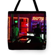 Choices After Midnight Tote Bag