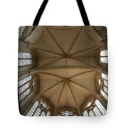 Choir Vault St Thibault Tote Bag