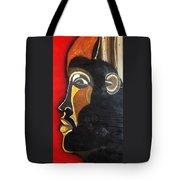 Chokwe Mask Tote Bag