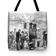 Cholera: 1884 Epidemic Tote Bag