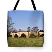 Chollerford Bridge Tote Bag