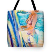 Choose Well Wahine Tote Bag
