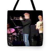 Chris Botti Tote Bag