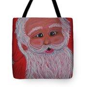 Chris Kringle Tote Bag