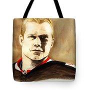 Chris Neil Tote Bag