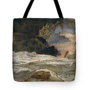 Christ And Mary Magdalene Tote Bag