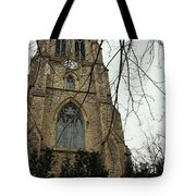 Christ Church Cathedral  Tote Bag